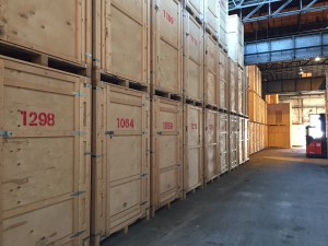 Commercial Storage Units