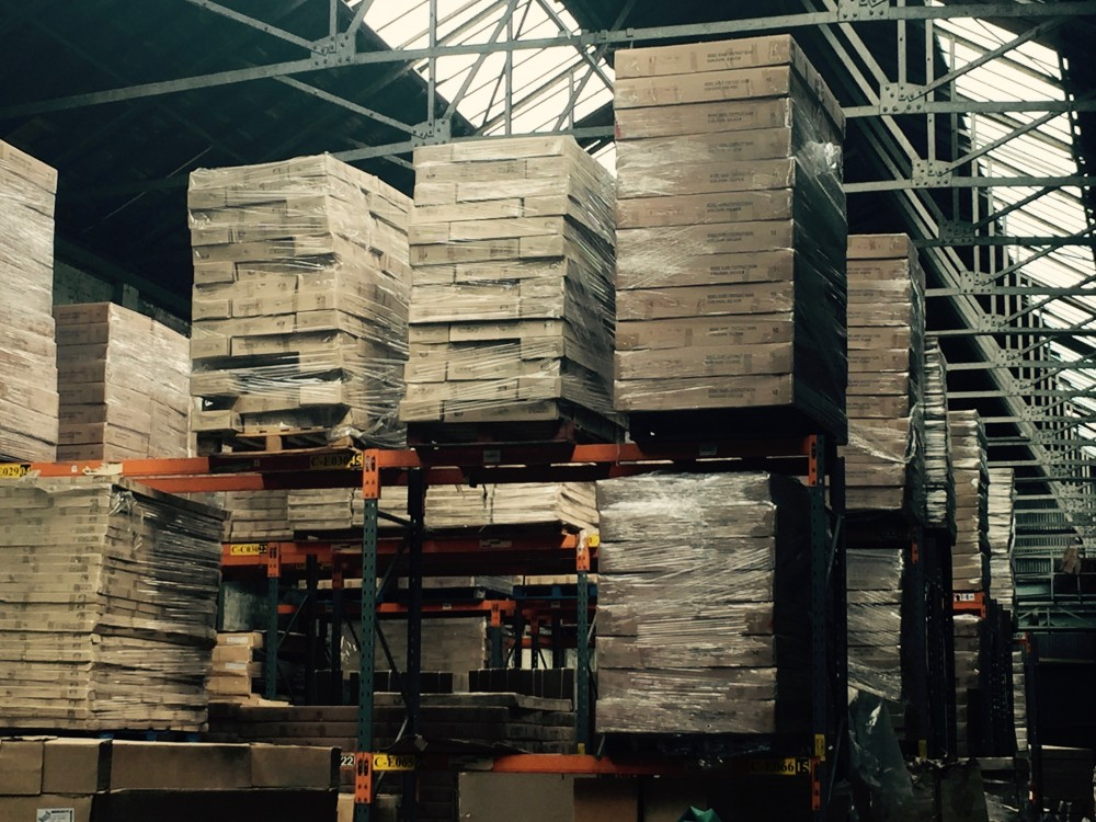 Business Self Storage Pallet Storage Space Manchester