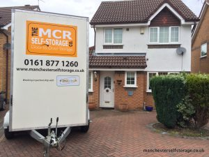 Door to Door Self Storage Manchester