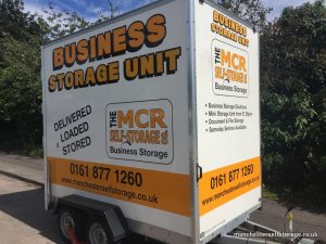 Business Self Storage Manchester
