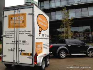 Mobile Self Storage for Business