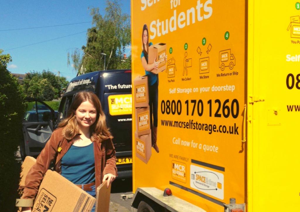 Student Storage Manchester